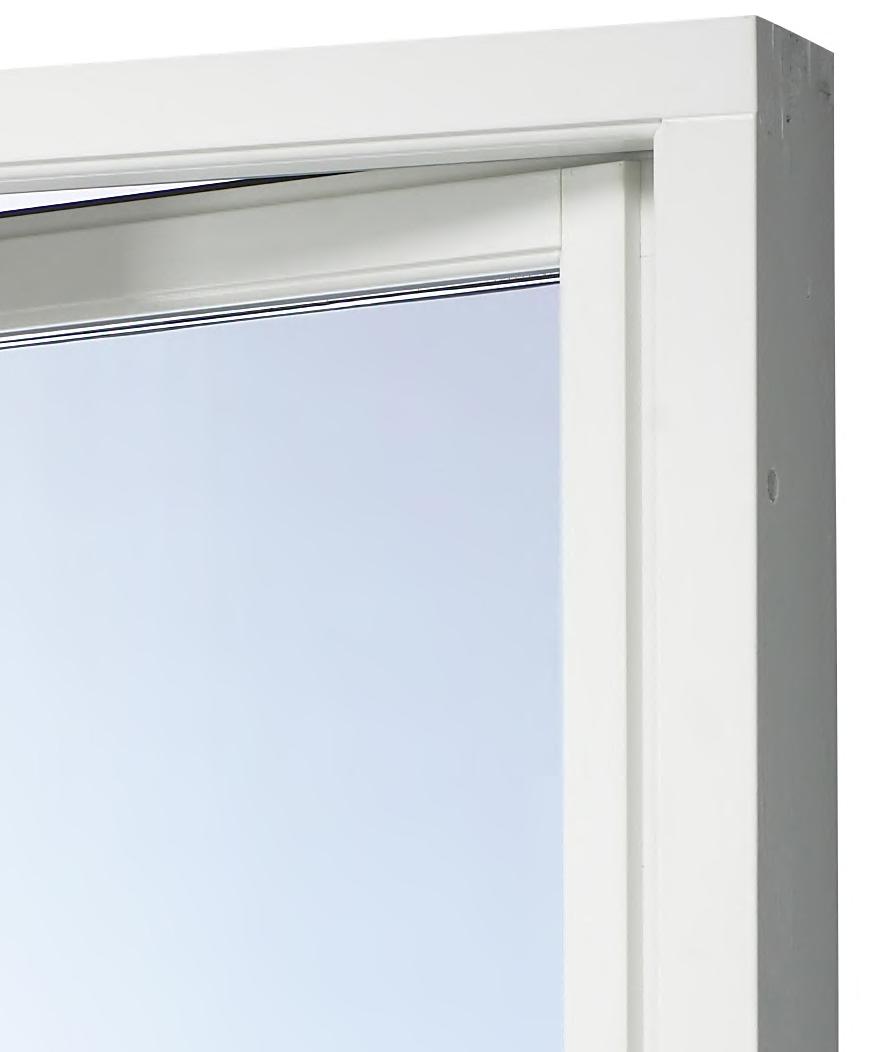 SP Fönster, Balans 3-glas utåtgående fönster från bygglagret